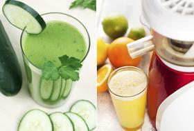 Centrifugati: un pieno di vitamine per depurarsi e prevenire le malattie