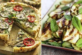 Zucchine: verdure fresche d'estate contro caldo e crampi