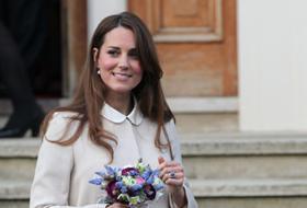 Kate Middleton incinta, i look in gravidanza