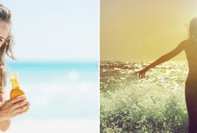 Solari 2014: pelle abbronzata ma protetta dal sole. Tutte le novità