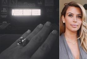 Anello da 8 milioni di dollari per Kim Kardashian