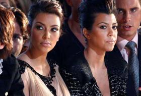 Kim e Kourtney, c'è gelosia tra le sorelle Kardashian