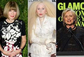 Da Anna Wintour  a Lady Gaga : le donne dell'anno. Tu chi scegli?