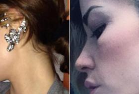 Ear Cuff, l'orecchino per le Feste. Lo indossano Satta e Santarelli