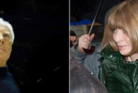 Giorgio Armani contro la potentissima direttora di Vogue, Anna Wintour