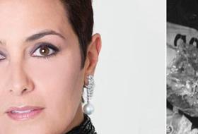 Ex Miss Italia  travolta da uno scooter per le strade di Napoli