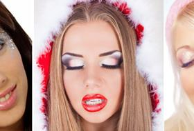 Trucco delle feste, per brillare a Natale e Capodanno: i consigli