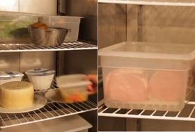 Un buon modo per conservare gli alimenti in frigorifero