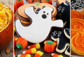 Halloween, ricette da paura: zucca, dolcetti... e non solo
