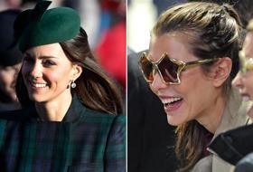 Kate mostra la sua nuova pancia, Charlotte sempre più defilata