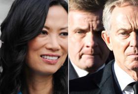 Corna celebri: il dolore di Murdoch per la liason tra Wendi e Blair