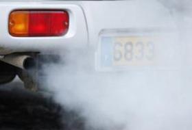 scarico diesel