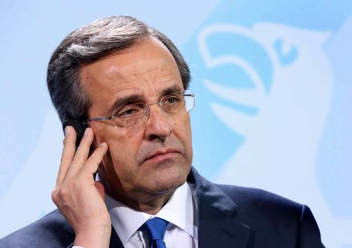 Premier greco Samaras fiducioso: messo fine a critiche e sfiducia