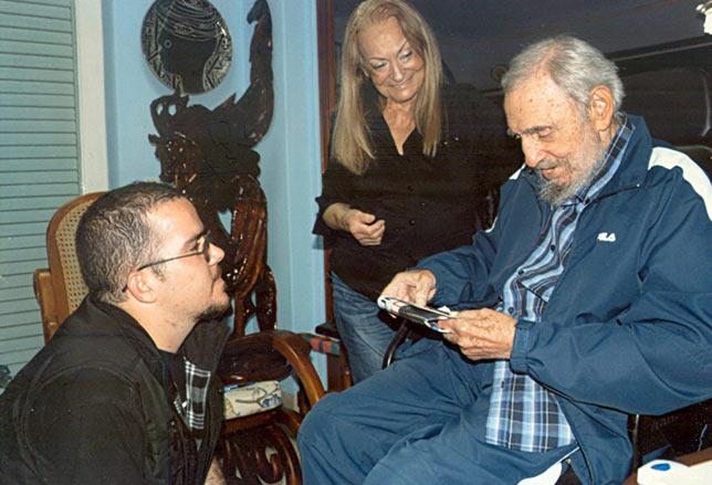 Fidel Castro è tornato: le foto