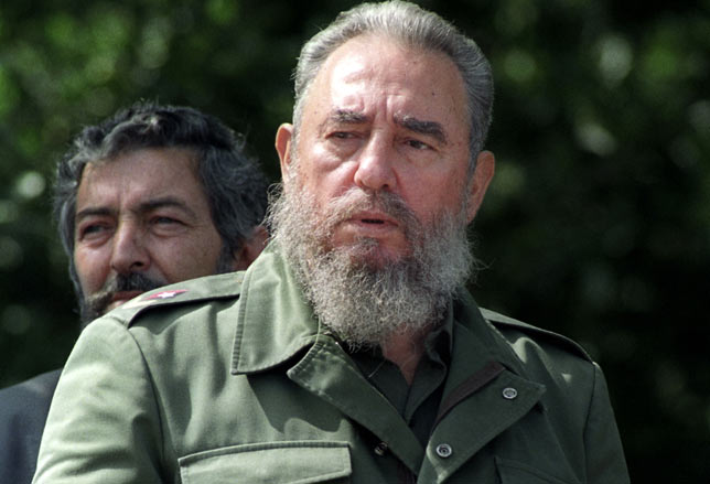 Fidel Castro, il lìder màximo di Cuba