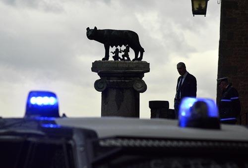 Massimo Carminati a capo della cupola romana. Le foto