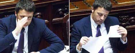 """Renzi, fiducia anche alla Camera: """"Ora non abbiamo alibi"""". Foto"""