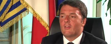 """Renzi senza freni: """"L'Europa non faccia la maestrina"""""""