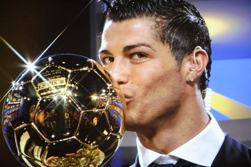 Cristiano Ronaldo  Il Pallone D Oro 2008