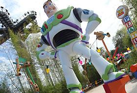 Divertimento a 360° a Disneyland Paris