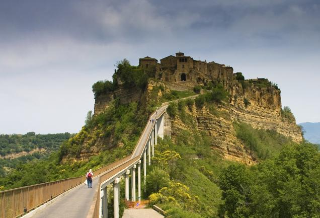 Civita bagnoregio Th 1600