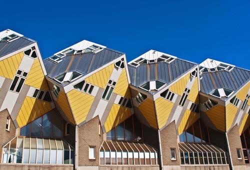 Cubic Houses (Rotterdam, Paesi Bassi)