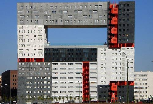 Edificio Mirador (Madrid, Spagna)