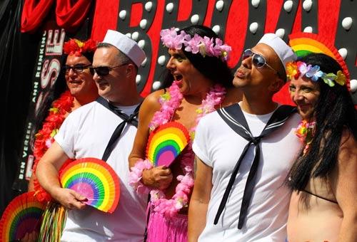 гей парад баку.