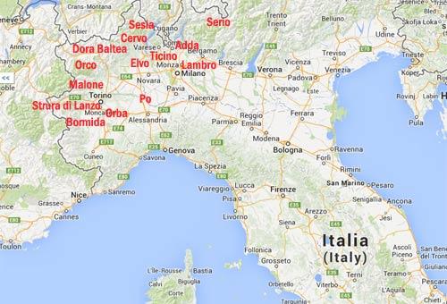 LA FEBBRE DELL'ORO SALE ANCHE IN ITALIA, ECCO DOVE TROVARLO