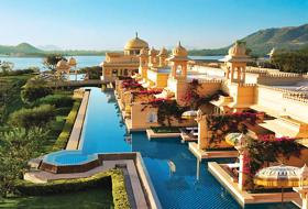Il resort più bello del mondo è a Udaipur, in India