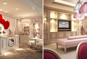 Apre a Dubai la Hello Kitty Beauty Spa