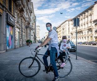 Ambiente Bonus mobilità 500 euro per bici monopattini