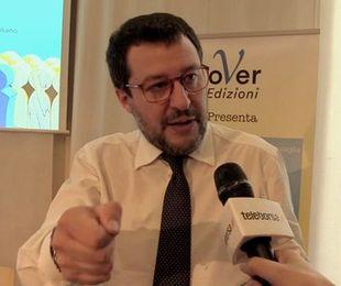 Pensioni Salvini Ricetta per ripresa dell Italia Quota 41 Flat Tax 15%