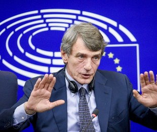 Sassoli voce grossa soluzioni annacquate presidente dell Europarlamento boccia ipotesi rivedere ribasso piano ...