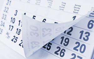 Appuntamenti scadenze settimana del 6 luglio 2020