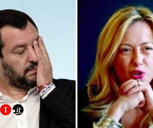 Sondaggi politici elettorali oggi 5 maggio 2020 Lega caduta libera nei consensi boom Fratelli Italia Sale M5S