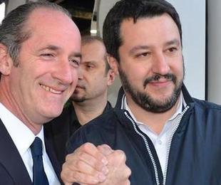 Crisi Lega Salvini frena Zaia vola ecco perché Doge ò diventare anti Matteo