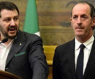 Salvini nemico nella Lega Zaia accorge anche Financial Times