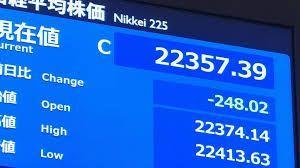 Chiusura rialzo per borsa Tokyo Nikkei 2 63%