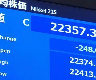 Borsa Tokyo apre lieve ribasso Nikkei 0 7%