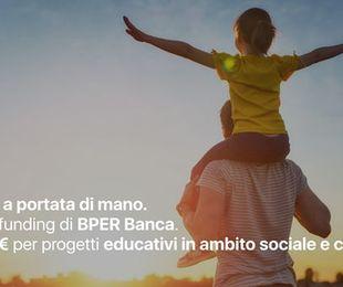 Innovazione BPER Banca finanzia fino 75 crowdfunding