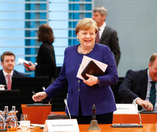 Germania Bundesbank atteso calo del Pil del 10 nel 2° trimestre
