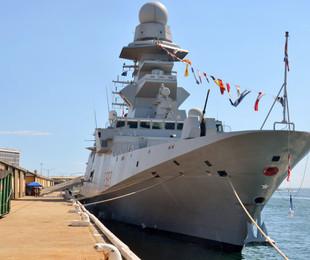 Per prima volta marina Usa sceglie Fincantieri