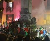 Castellammare di Stabia: la piazza esplode in onore di Donnarumma e degli Azzurri