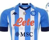 Carlo Alvino: «Contro la Roma il Napoli in campo con una maglia che richiama l'Argentina»