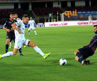 Calcio Serie pareggio amaro per Trapani Cosenza