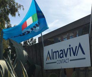 Destino lavoratori Almaviva e vertenza SKY: intervenga il governo regionale e nazionale