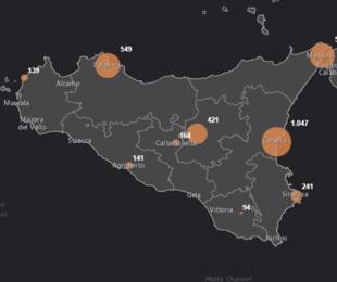 Coronavirus provincia Trapani non registra infezioni ù 15 giorni è dato migliore Italia