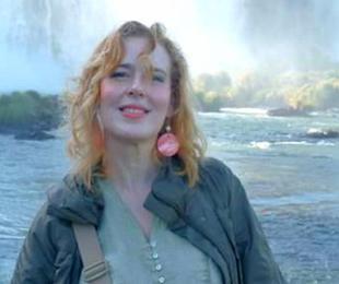 giornalista Rosa Rubino Ambasciatrice nel mondo della Casa Italia Francia'