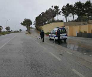 Castellammare, il bilancio dei controlli anti-covid della Polizia Municipale